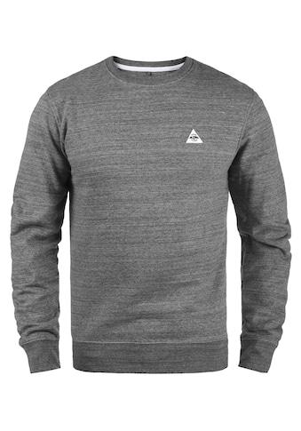 Blend Sweatshirt »Henry«, Sweatpullover mit Gummi-Patch kaufen