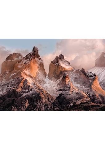 KOMAR Set: Fototapete »Torres del Paine«, Ausgezeichnet lichtbeständig kaufen