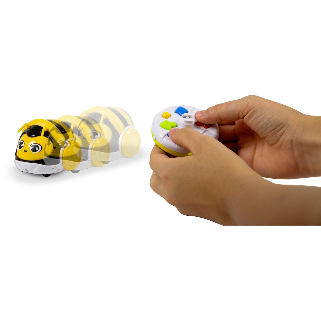 Clementoni® RC-Figur »Baby Clementoni - Racing Bug Biene«, Made in Europe