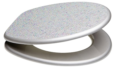 SANILO WC - Sitz »Crystal Silver« kaufen