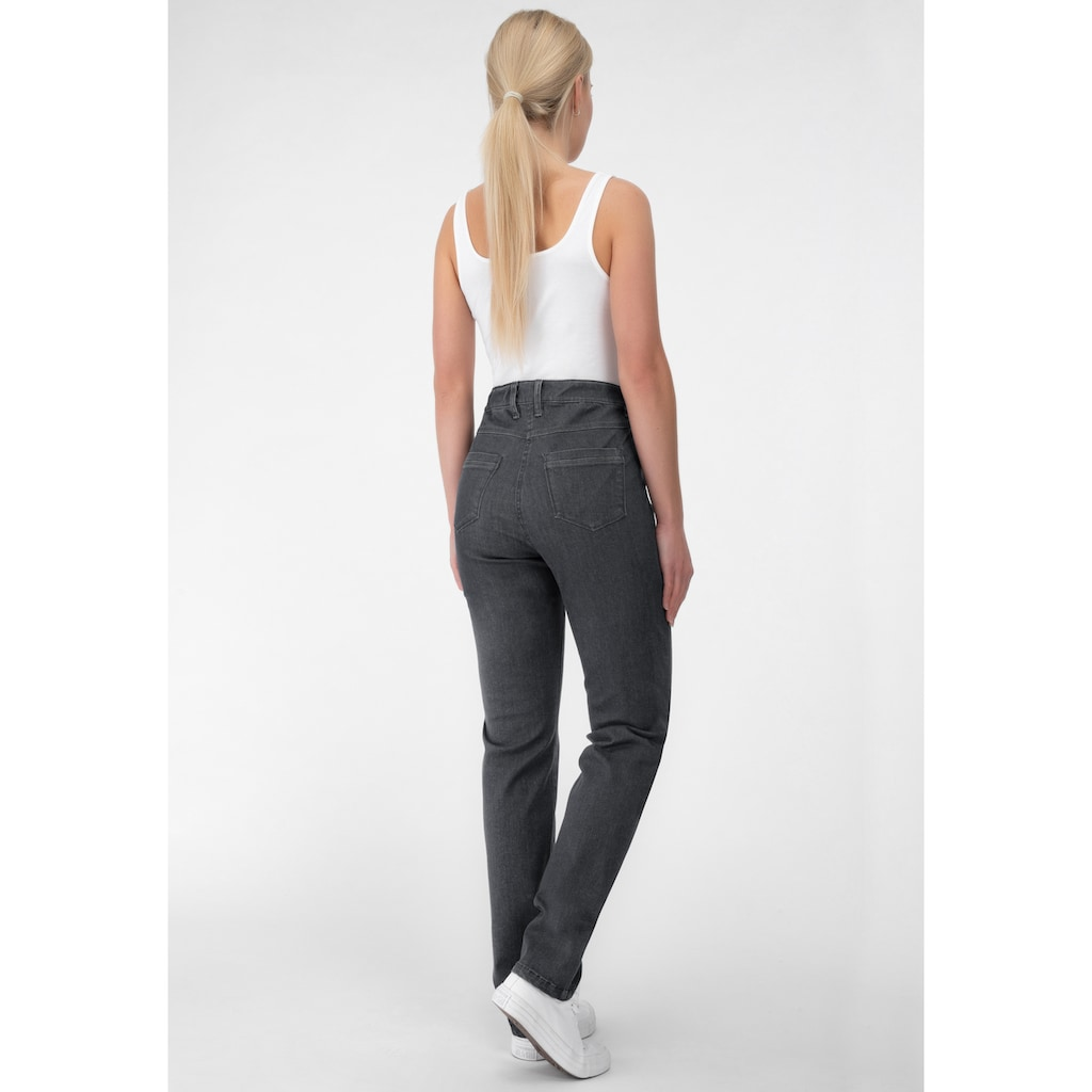 Recover Pants Coolmax-Jeans mit Komfortbund