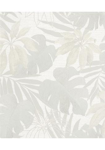 Marburg Vliestapete »hellbeige«, floral, restlos abziehbar kaufen