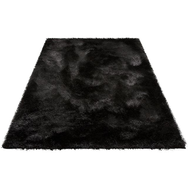 Hochflor-Teppich, »Mikro Soft Super«, my home, rechteckig, Höhe 50 mm, maschinell gewebt