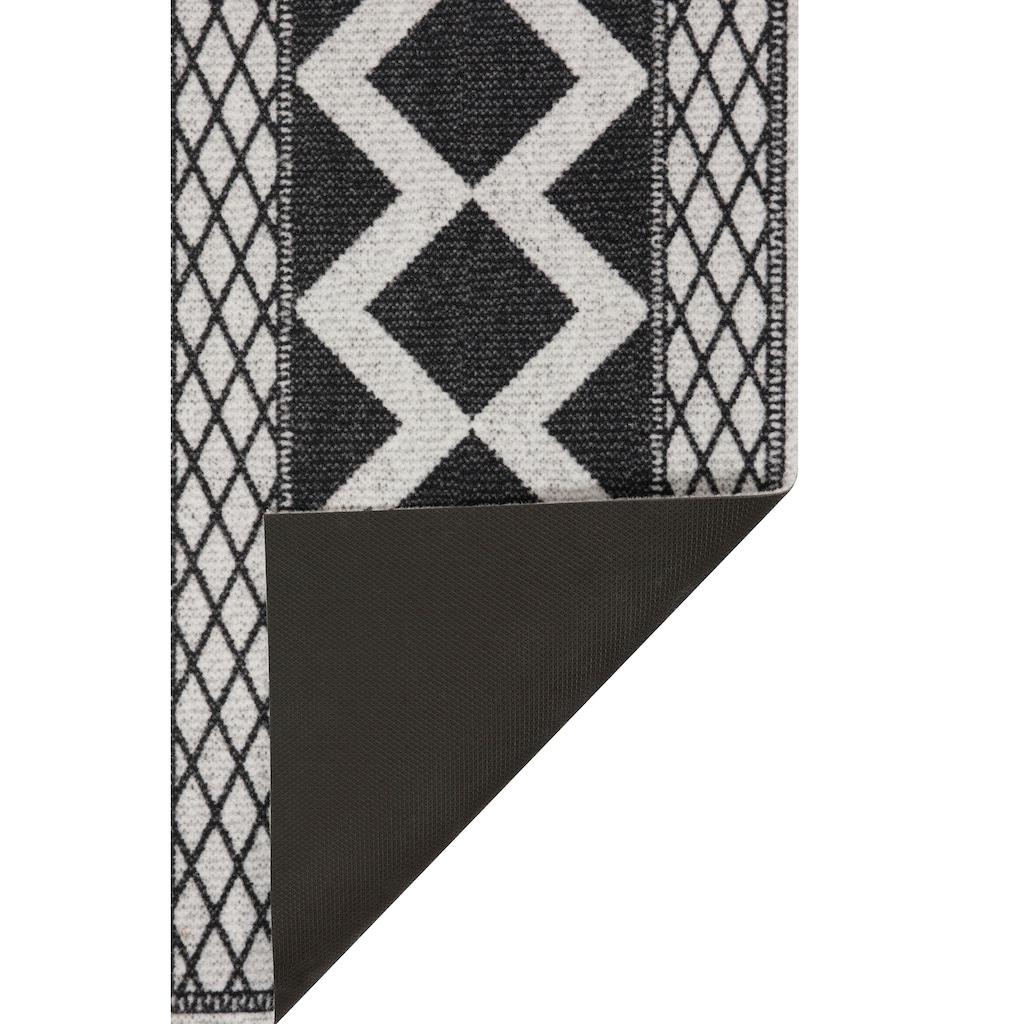 Zala Living Küchenläufer »Mirror«, rechteckig, 5 mm Höhe, In- und Outdoor geeignet