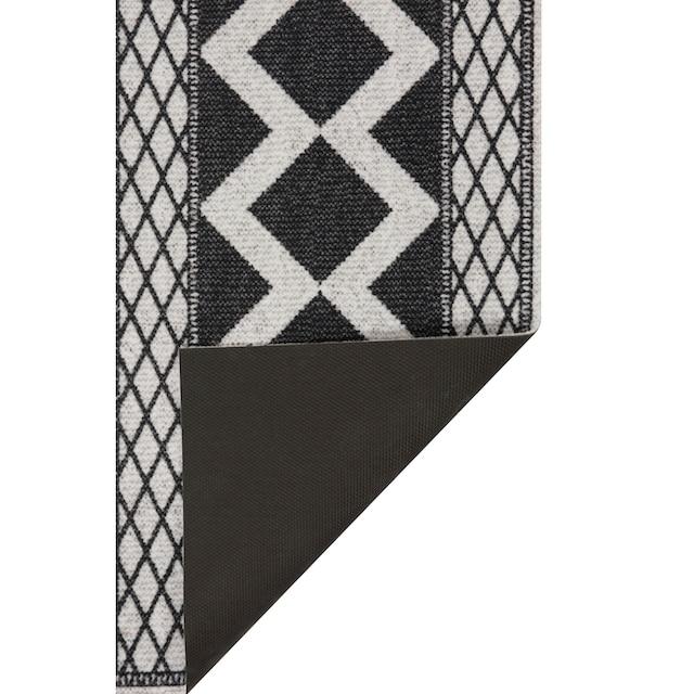 Küchenläufer, »Mirror«, Zala Living, rechteckig, Höhe 5 mm, maschinell getuftet