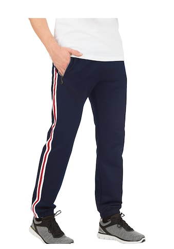 Trigema Jogginghose mit Seitenstreifen kaufen