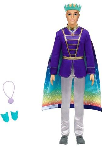 Barbie Anziehpuppe »Dreamtopia, 2-in-1 Prinz & Meermann« kaufen