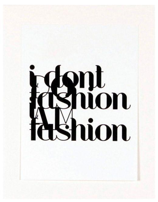 Home affaire Kunstdruck »Fashion«   Dekoration > Bilder und Rahmen > Poster   Schwarz   Glas   HOME AFFAIRE