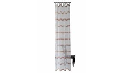 Vorhang, »Sten«, HOMING, Schlaufen 1 Stück kaufen
