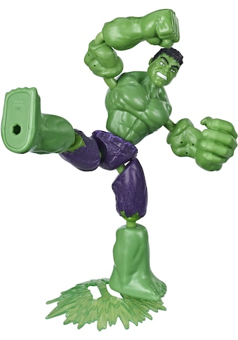 "Hasbro Actionfigur ""Marvel Avengers Bend And Flex Hulk Figur"" kaufen"