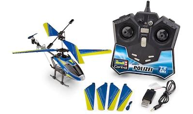 Revell® RC-Helikopter »Revell® control, Polizei, 2,4 GHz«, mit LED Beleuchtungseffekten kaufen
