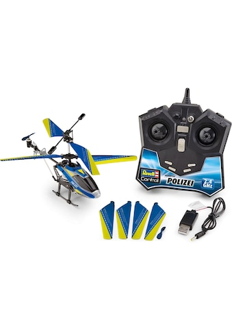 Revell® RC-Helikopter »Revell® control, Polizei, 2,4 GHz«, mit LED Beleuchtungseffekten kaufen