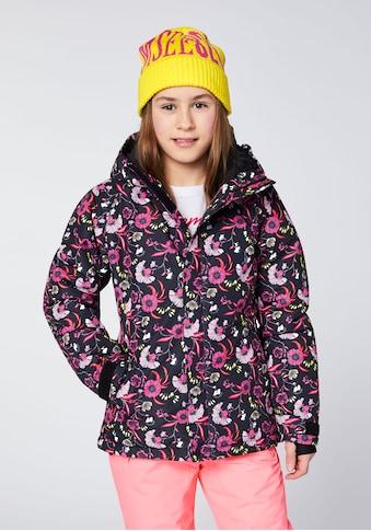 Chiemsee Skijacke »mit Alloverprint« kaufen