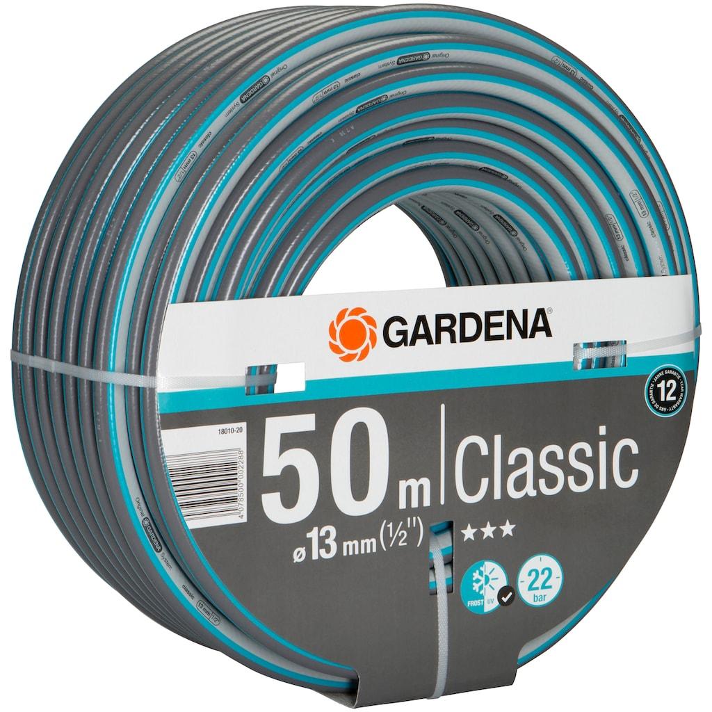 "GARDENA Gartenschlauch »Classic, 18010-20«, 13 mm (1/2"")"