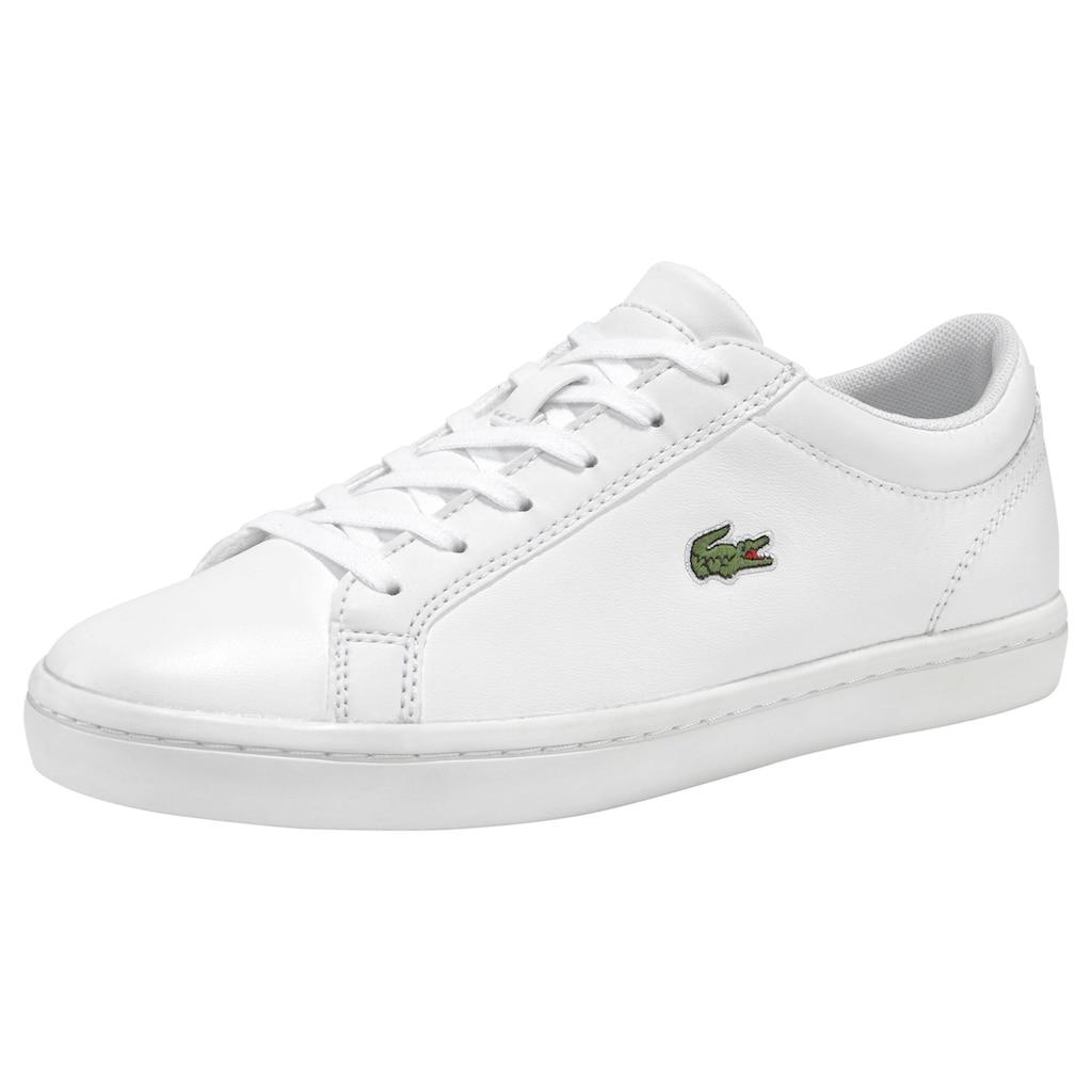 Lacoste Sneaker »STRAIGHTSET BL 1 CFA«
