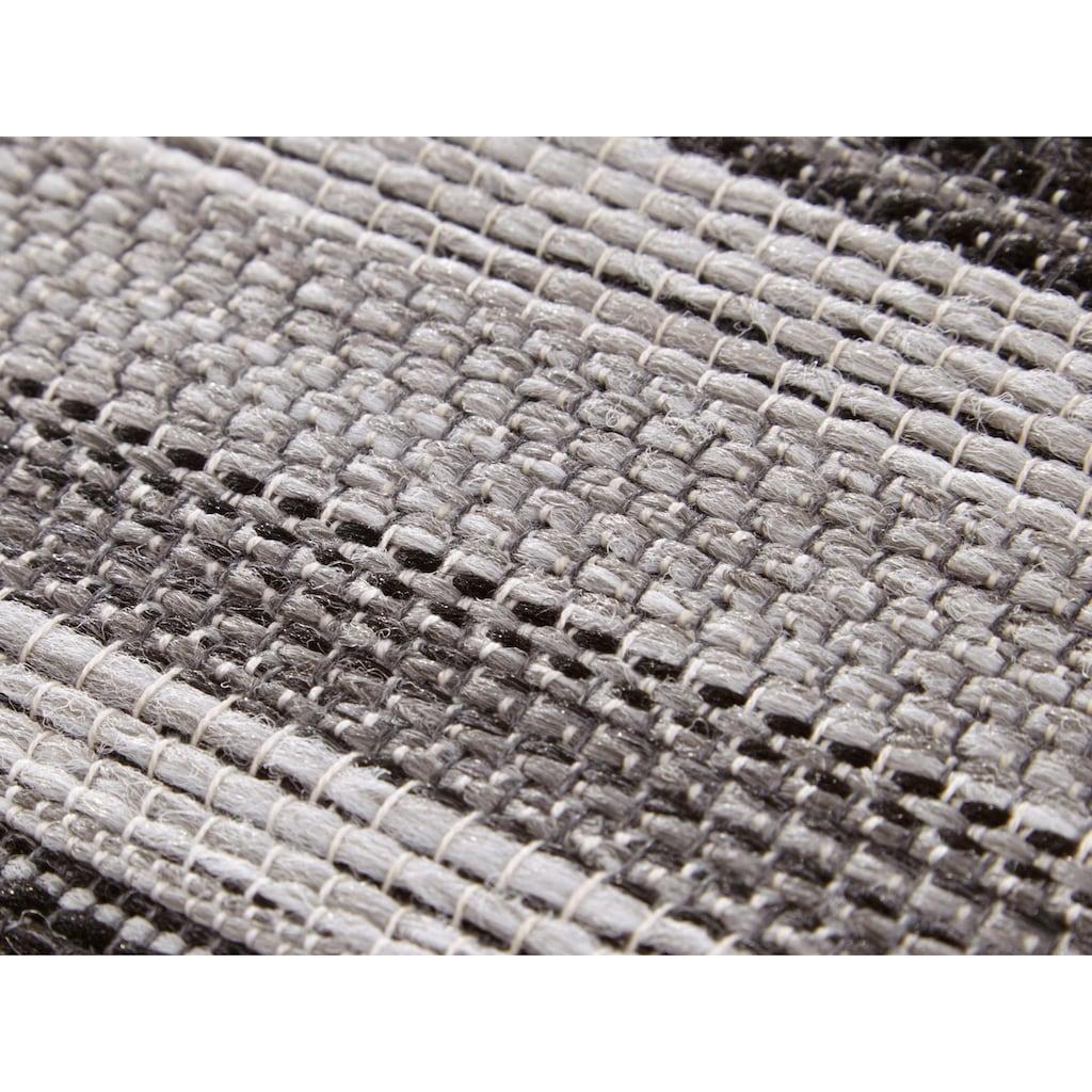 ELLE Decor Teppich »Calais«, rechteckig, 4 mm Höhe, In- und Outdoor geeignet, Wohnzimmer