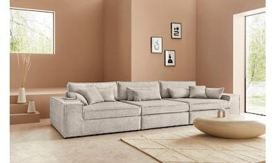 LeGer Home by Lena Gercke 3-Sitzer »Joreen«, 3 Teile, zusammengesetzt aus Modulen, in... kaufen