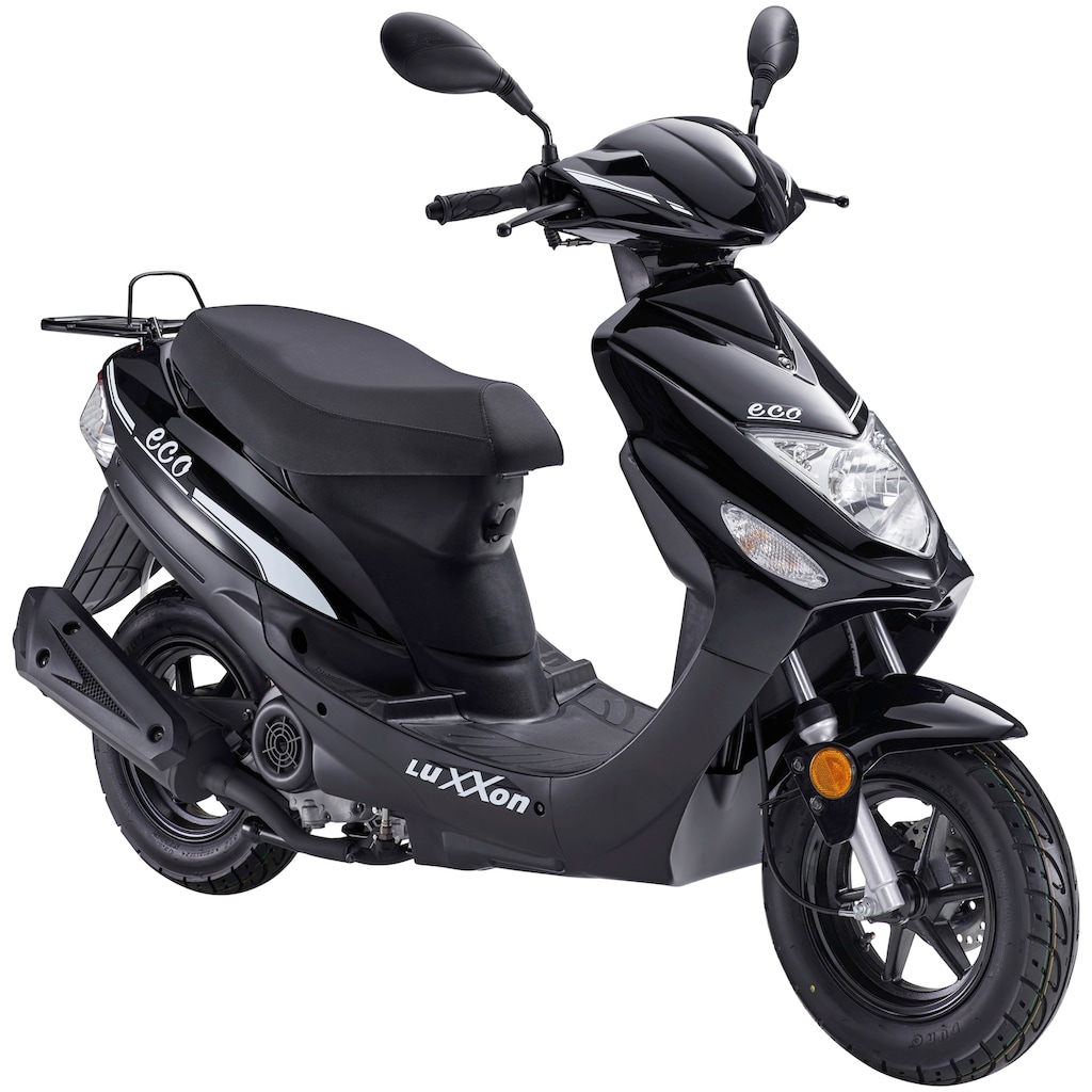 Luxxon Motorroller »ECO«, 49,6 cm³, 45 km/h, Euro 5, 3 PS