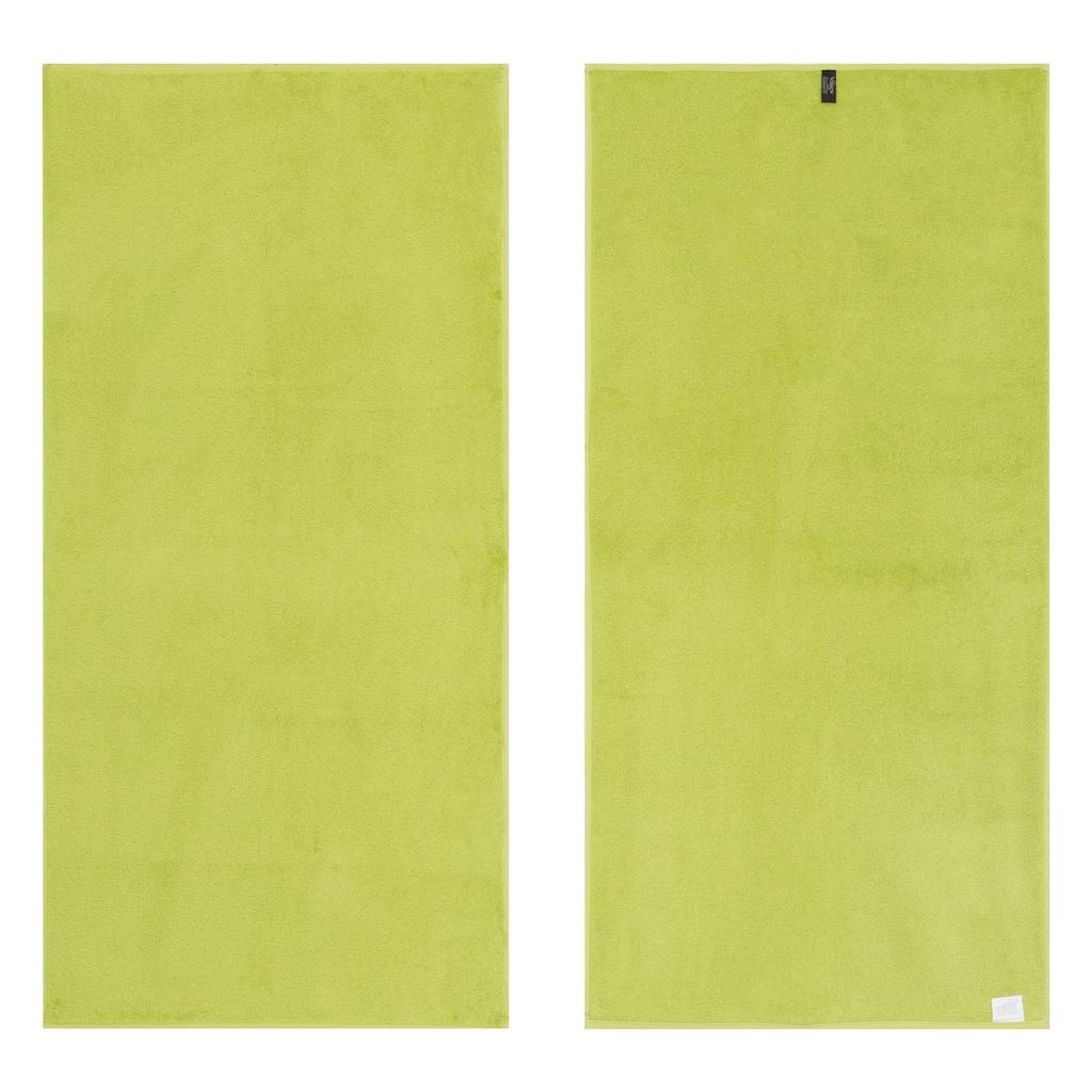 Vossen Saunatuch »New Generation«, (1 St.), große Farbauswahl