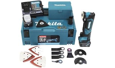 MAKITA Akku - Multifunktionswerkzeug »TM30DSMJX5 / TM30DY1JX5«, 10,8 V, inkl. 41 - tgl. Zubehör kaufen