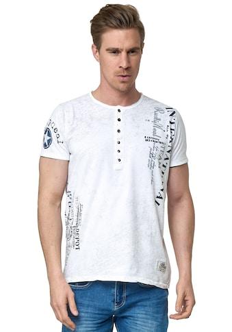 Rusty Neal T-Shirt, mit seitlichem Print kaufen