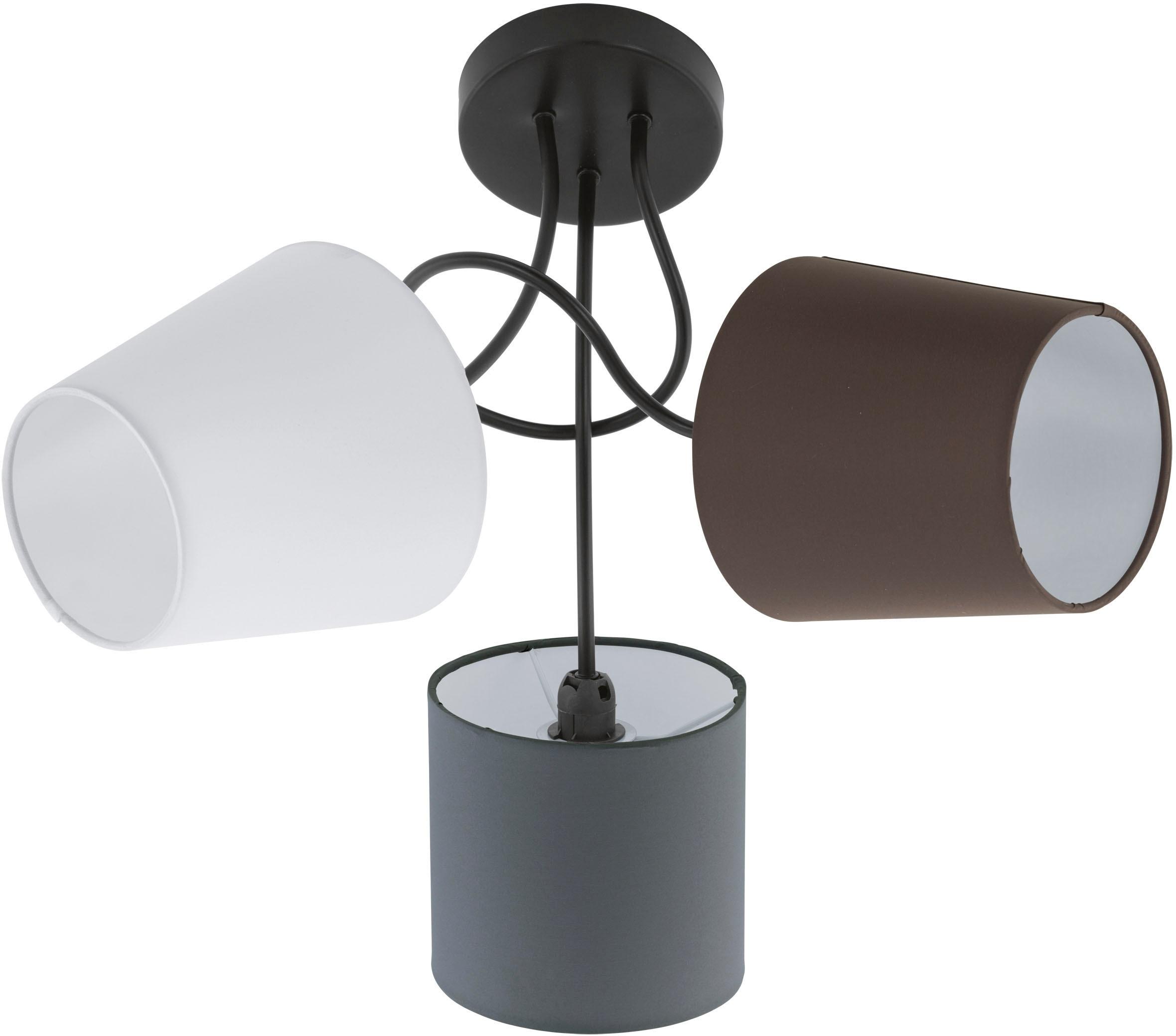 EGLO Deckenleuchte ALMEIDA, E14, Deckenlampe