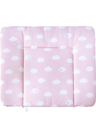 roba® Wickelauflage »Kleine Wolke, rosa« kaufen