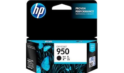 HP Tintenpatrone »hp 950 Original Schwarz«, (1 St.) kaufen
