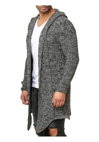 RedBridge Strickjacke »Shreveport«, mit asymmetrischem Schnitt kaufen