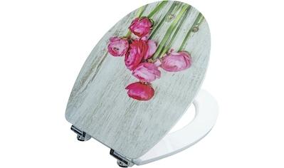 CORNAT WC - Sitz »BLUMENGRUSS« kaufen