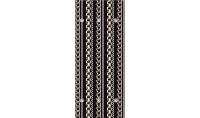 queence Garderobenpaneel »Ketten«, mit 6 Haken, 50 x 120 cm kaufen