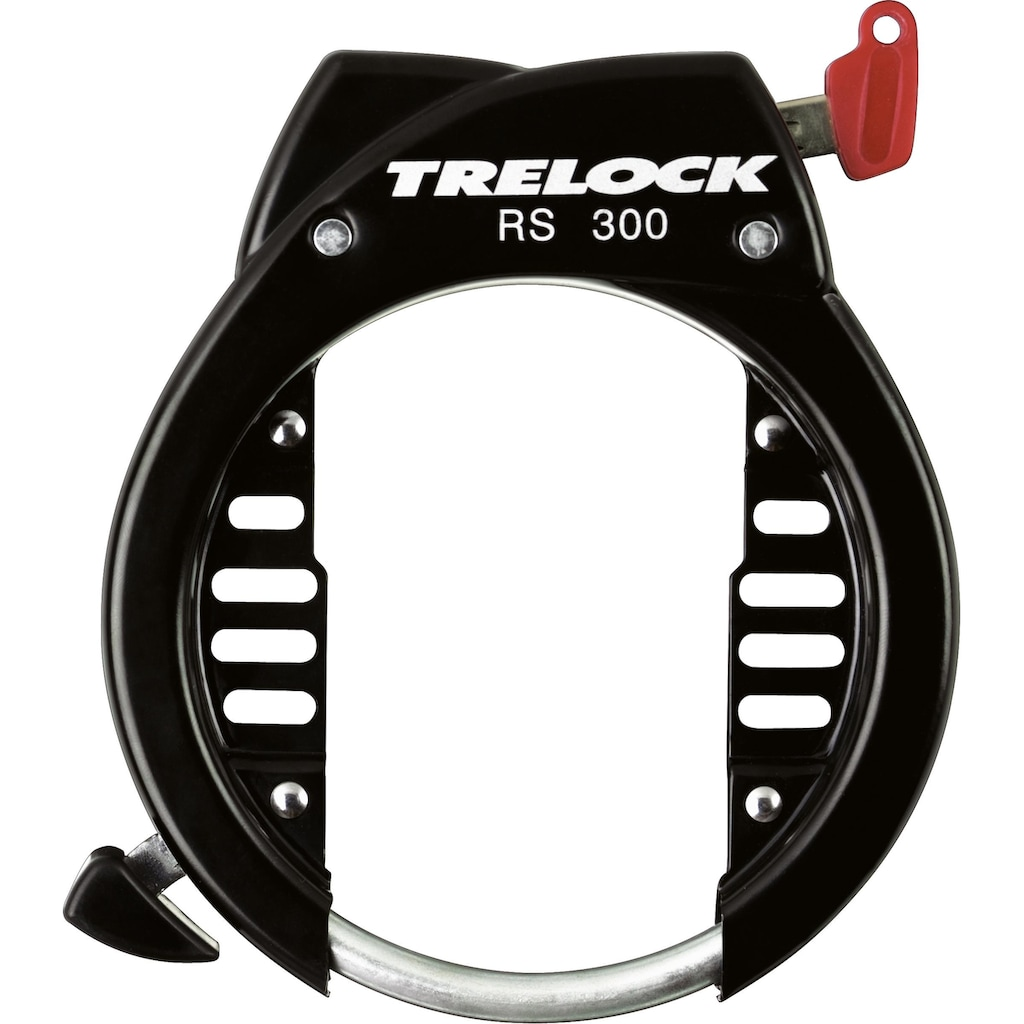 Trelock Rahmenschloss »RS 300 AZ Balloon«, (mit Halterung)