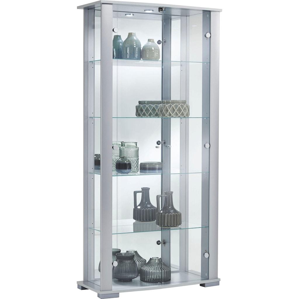 fif möbel Vitrine »STELLA«, Höhe 178 cm