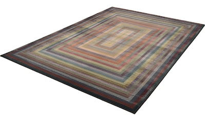 Teppich, »Gabiro 001«, THEKO, rechteckig, Höhe 10 mm, maschinell gewebt kaufen