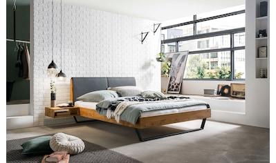 HASENA Massivholzbett »Pietro«, Fußhöhe 25 cm kaufen