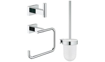 GROHE Bad - Accessoire - Set »Essentials Cube«, 3 in 1 kaufen