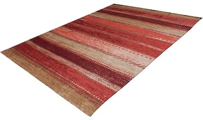 calo-deluxe Teppich »Ophir 205«, rechteckig, 8 mm Höhe, Kurzflor, Wohnzimmer kaufen