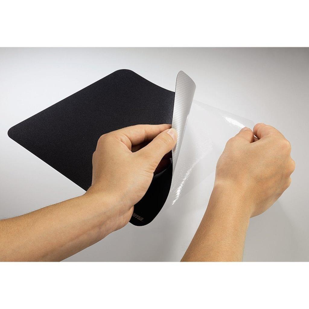 Hama Mauspad besonders geeignet für Lasermäuse Mousepad
