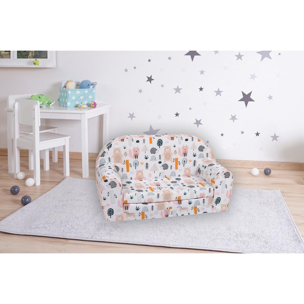 Knorrtoys® Sofa »Wildlife«, für Kinder; Made in Europe