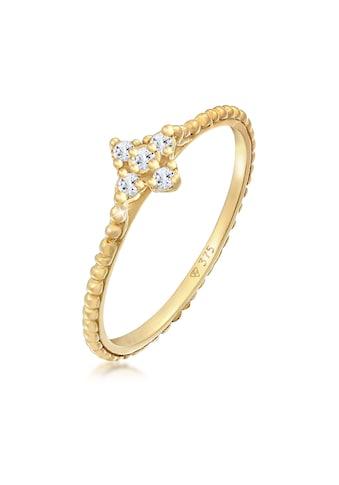 Elli Fingerring »Topas Edelsteine Verlobung Kugellook 375 Gelbgold« kaufen