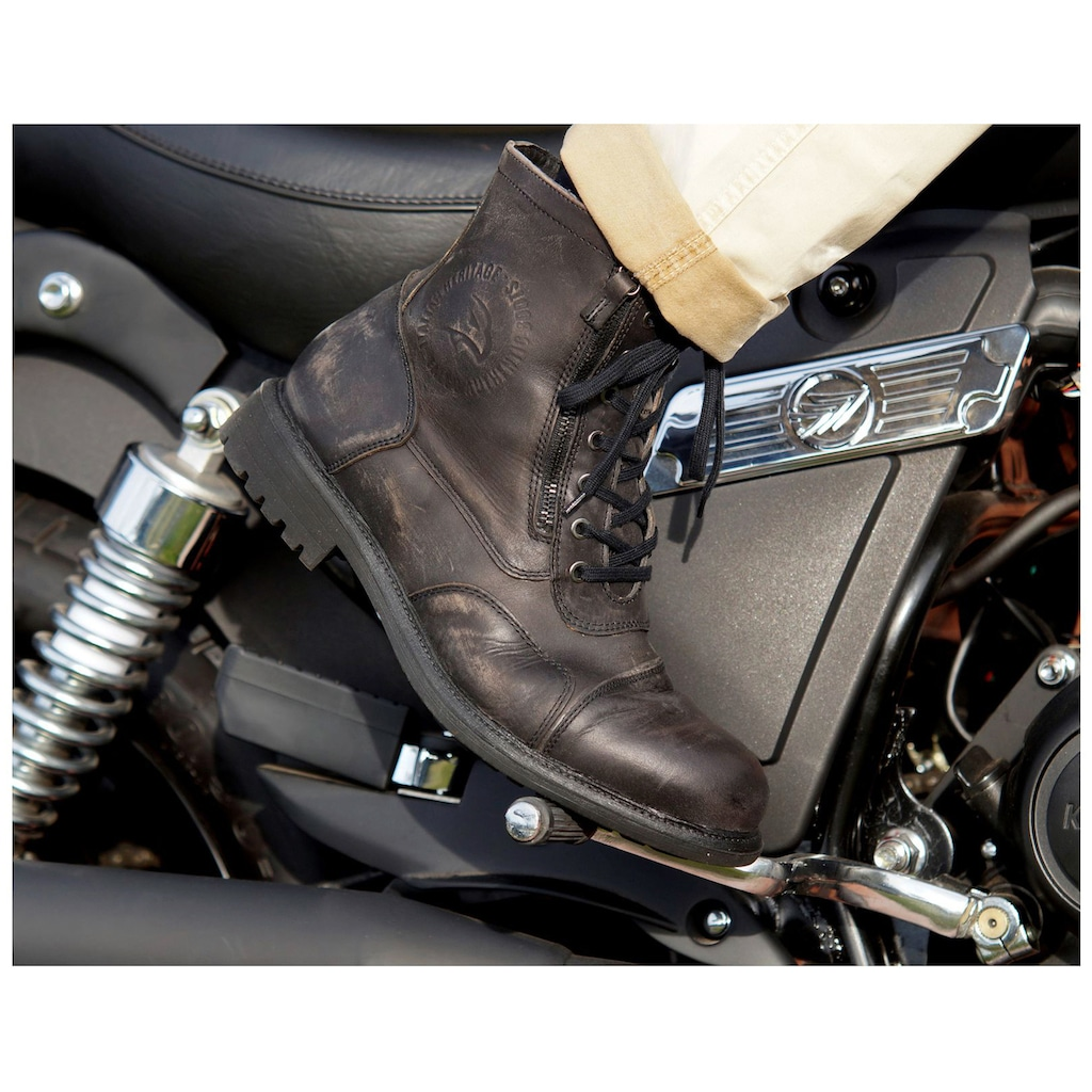 Falco Motorradstiefel »Aviator«