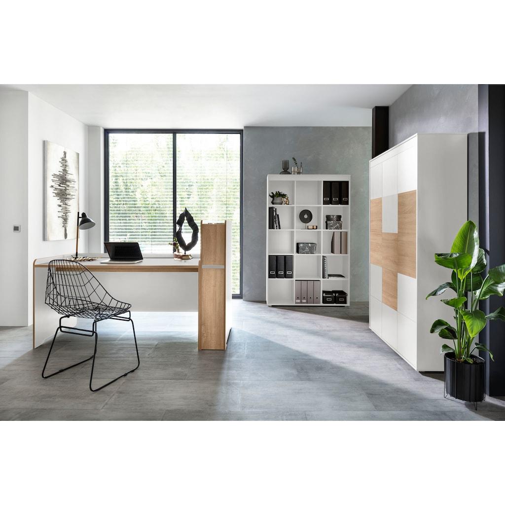 "Places of Style Aktenschrank »Ergil«, Aktenschrank ""Ergil"", 15 Türen mit Push-to-open-Funktion"
