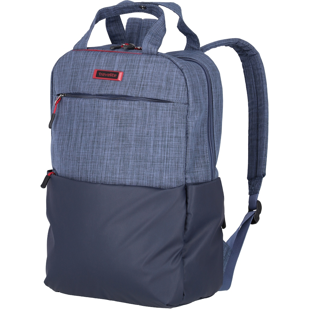 travelite Laptoprucksack »Proof, 40 cm«