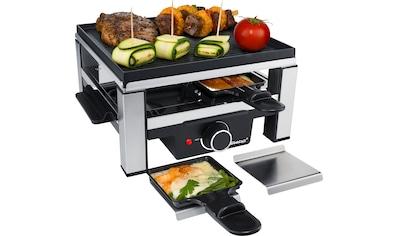 Steba Raclette »RC 104«, 4 St. Raclettepfännchen, 900 W kaufen