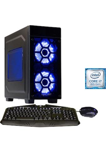 Hyrican »Striker 6412 red« Gaming - PC (Intel®, Core i5, RTX 2060 SUPER, Luftkühlung) kaufen