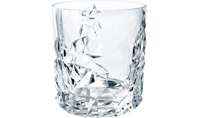Nachtmann Whiskyglas »Sculpture«, (Set, 6 tlg., 6x Whiskybecher), 365 ml, 6-teilig kaufen