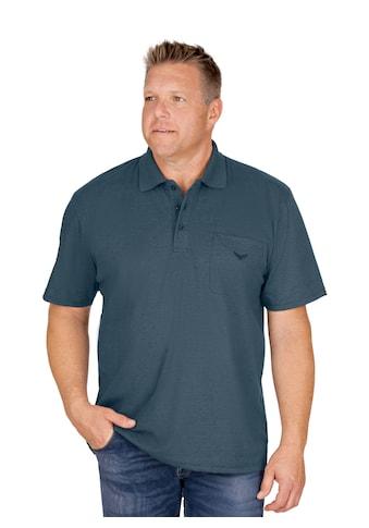 Trigema Poloshirt aus Single-Jersey kaufen