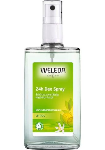 WELEDA Deo-Pumpspray »Citrus« kaufen