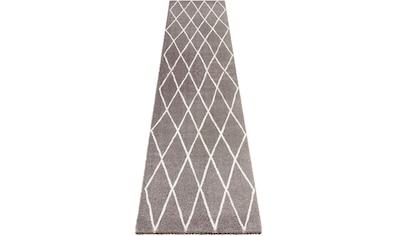 Hochflor - Läufer, »Abbeville«, ELLE Decor, rechteckig, Höhe 32 mm, maschinell gewebt kaufen