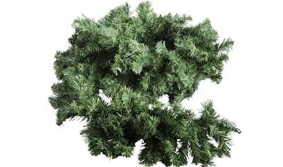 Botanic-Haus Künstliche Zimmerpflanze »Tannengirlande Schwarzwald« kaufen